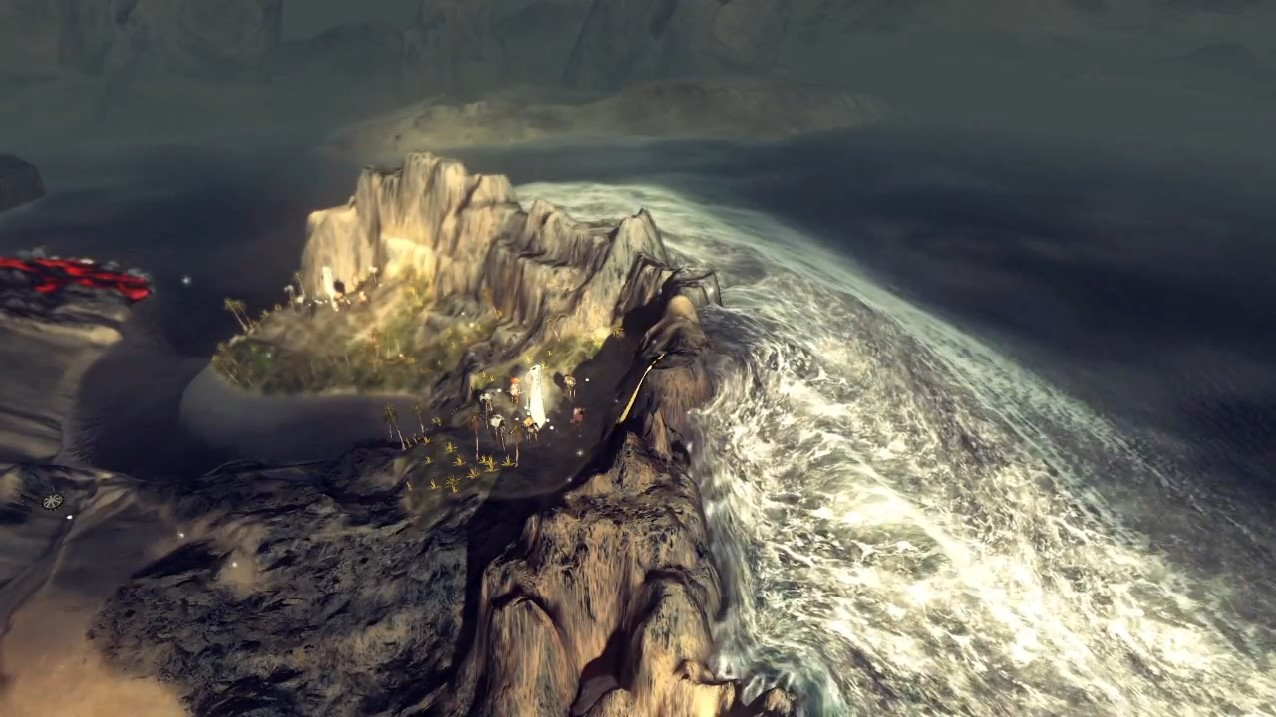 E3 Preview From Dust: Resculpting the landscape