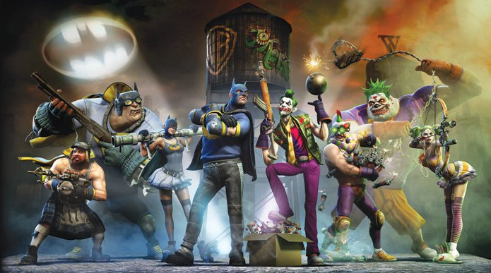 Gotham City Impostors Fumigation mode and pricing revealed