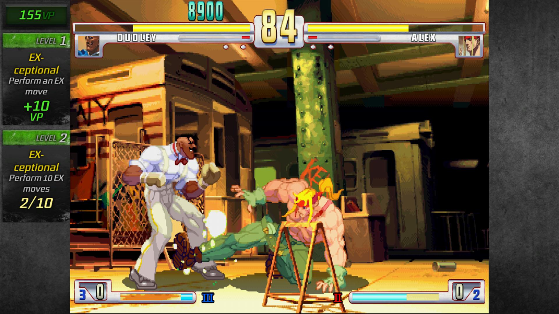 Street Fighter Iii 3rd Strike Screen 1 Xblafans