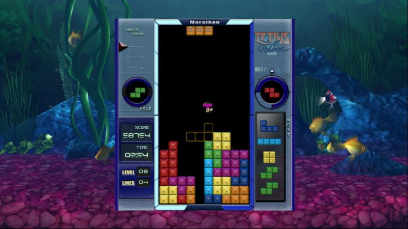 Rewind Review: Tetris Splash (XBLA)