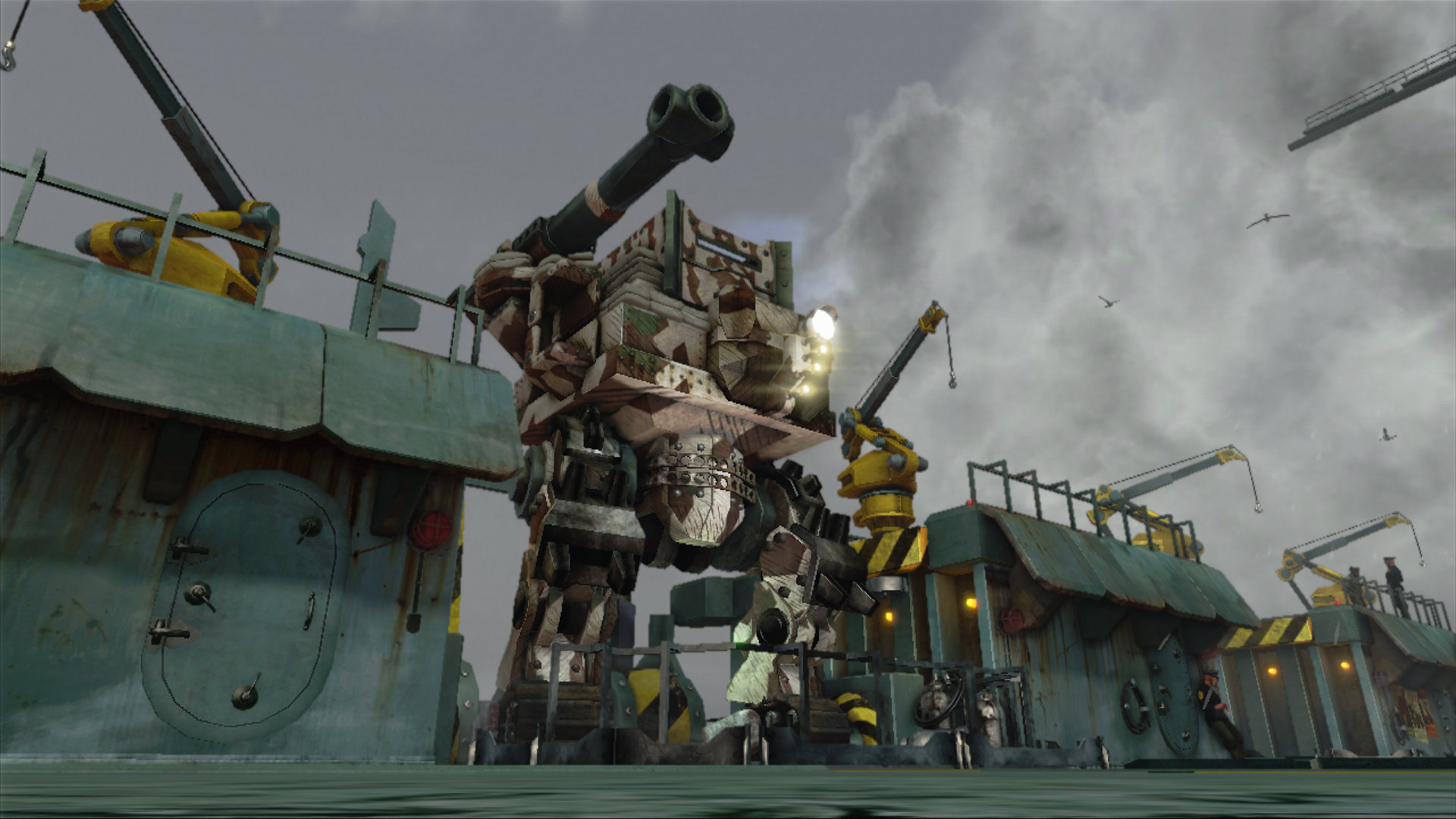 Double Fine still considering Trenched DLC, no official plans yet