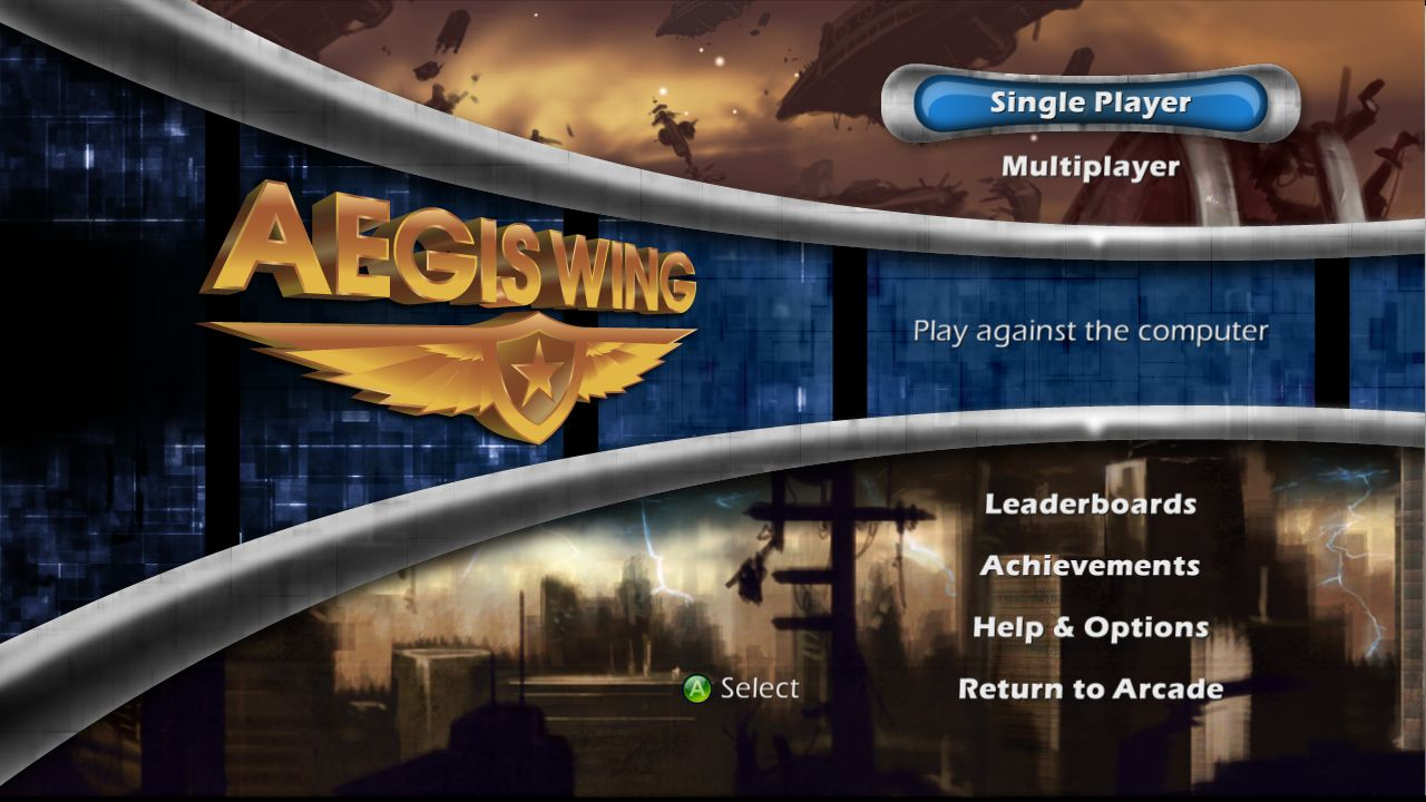 Rewind Review: Aegis Wing (XBLA)