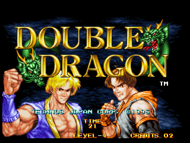Double Dragon series may be returning to XBLA