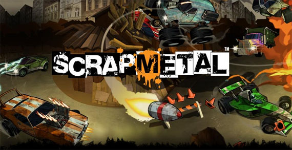 Rewind Review: Scrap Metal (XBLA)