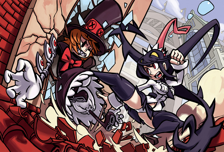 Skullgirls panel at Evo 2011 write up