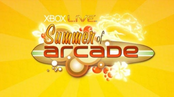 Summer of Arcade games confirmed