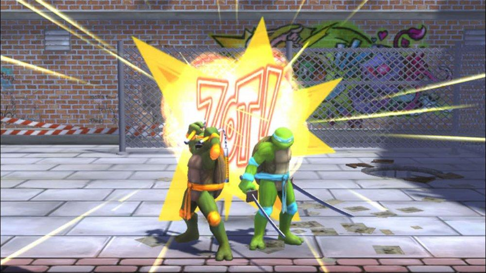 TMNT: Turtles in Time Re-Shelled is being de-shelled