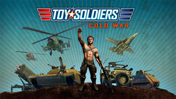 Toy Soldiers: Cold War gets new screenshots
