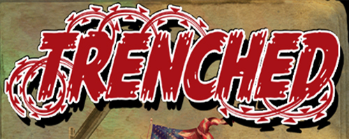 Trenched not in Europe and this is why