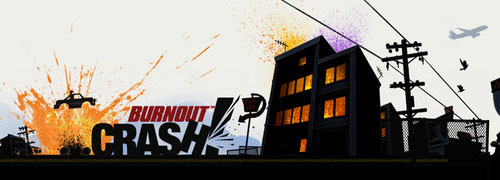 Burnout CRASH! driving to XBLA on September 20