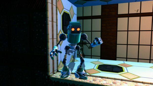 It's Mr. Destructoid! Run!