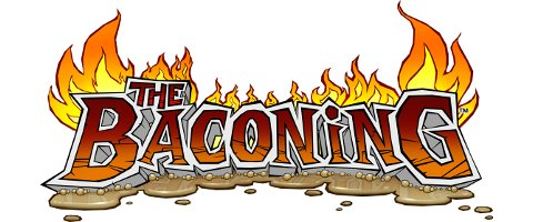 The Baconing being published by Valcon LLC