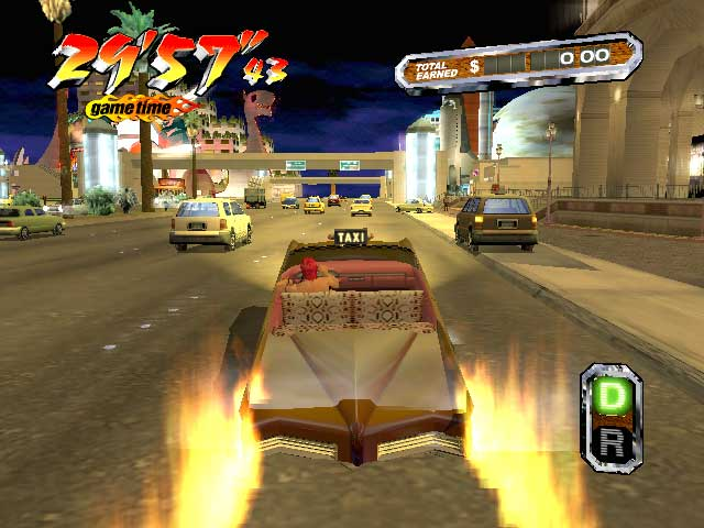 Weekend Rant: It should have been Crazy Taxi 3, Sega