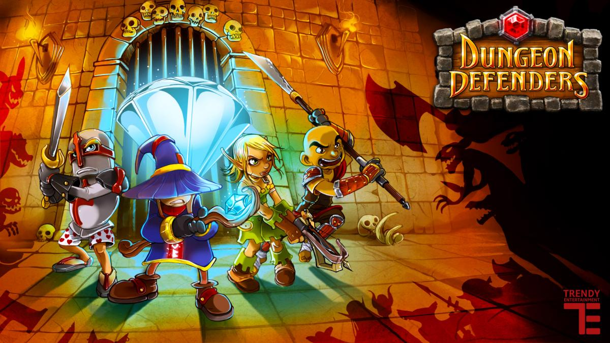 Dungeon Defenders Community Event