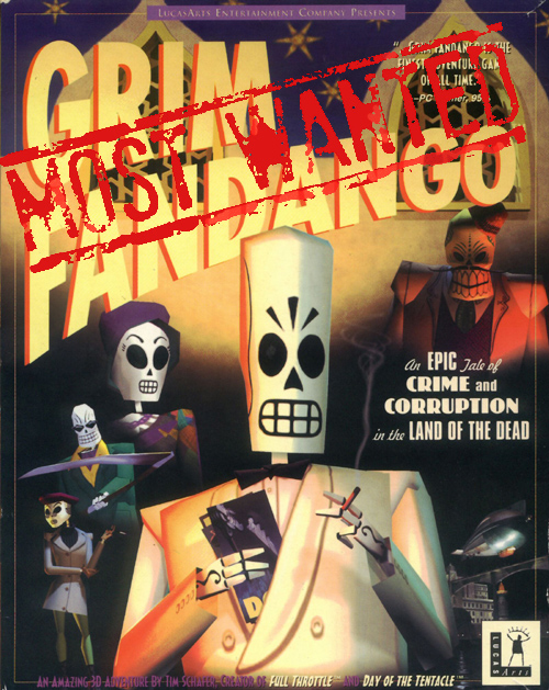 XBLA's Most Wanted: Grim Fandango
