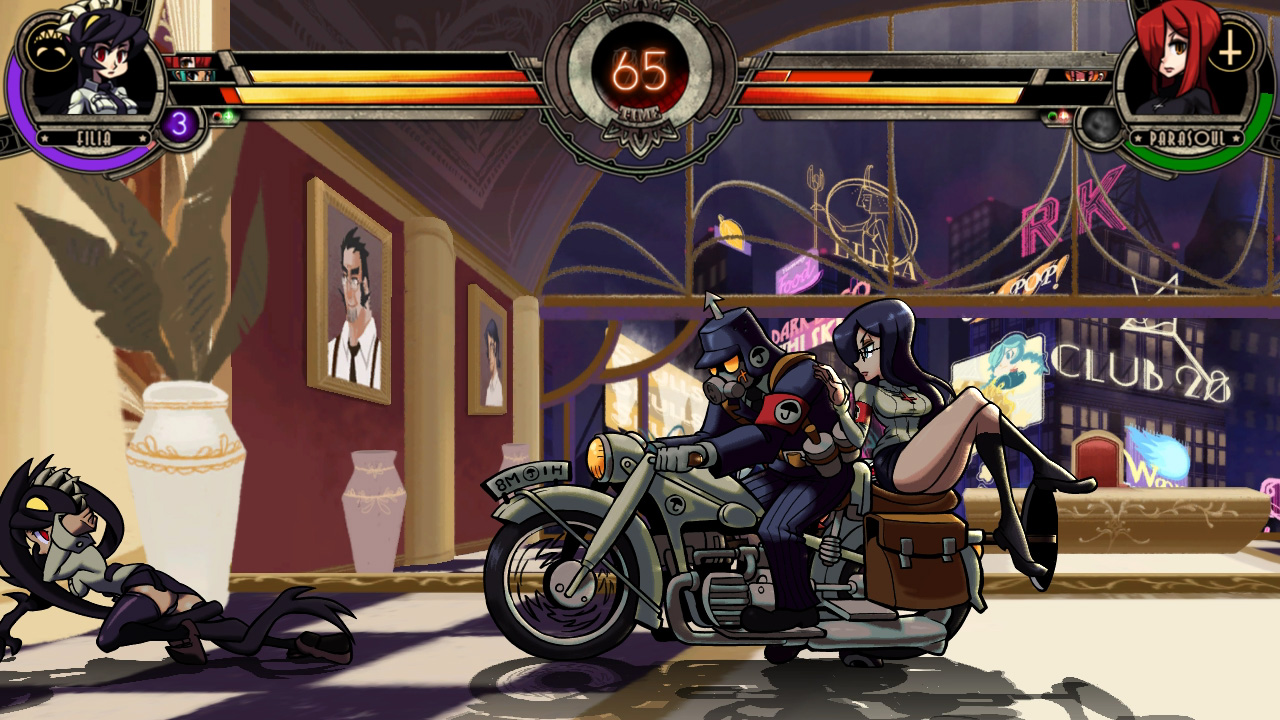 Skullgirls Q&A with Reverge Labs' Mike Z and Alex Ahad