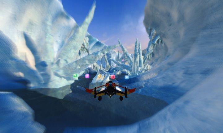 SkyDrift preview: Skydro Thunder Blur edition