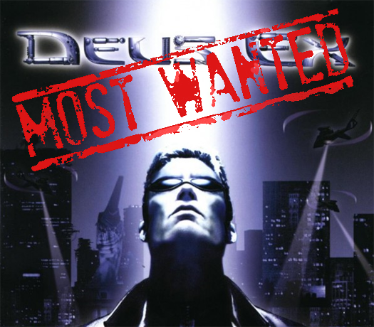 XBLA'S Most Wanted: Deus Ex