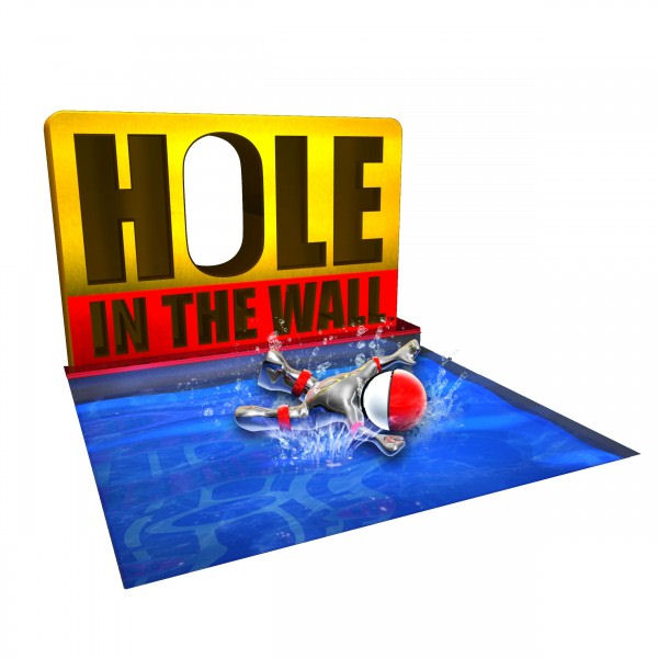 Hole in the Wall launching August 24