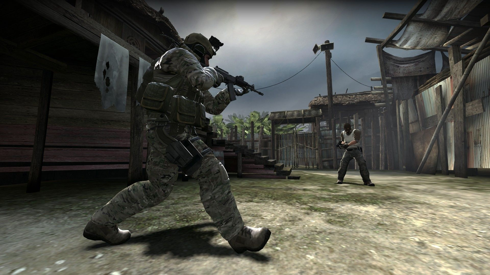Over an hour of Counter-Strike: Global Offensive footage ready for viewing
