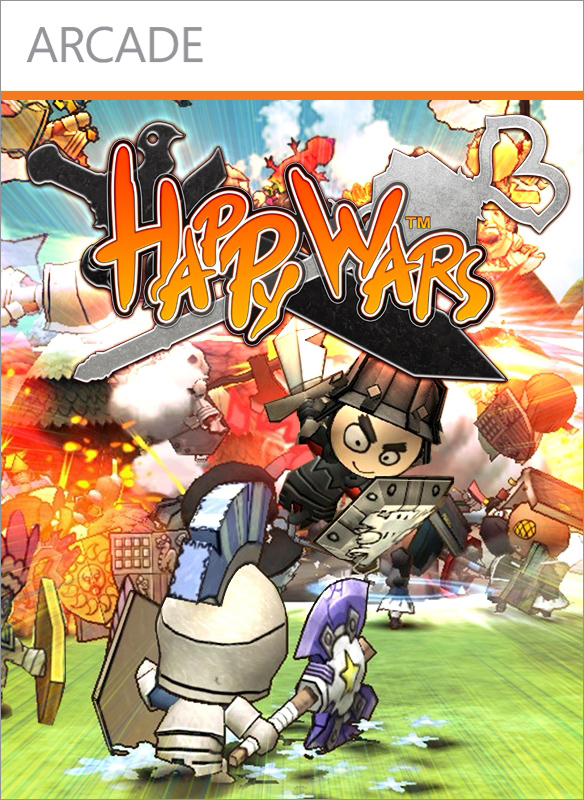 New Happy Wars trailer shows off classes and their abilities