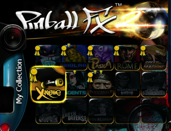 Sorcerer's Lair and Paranormal coming to Pinball FX 2
