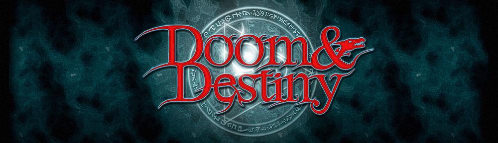 Interview with Francesco and Matteo of Doom & Destiny
