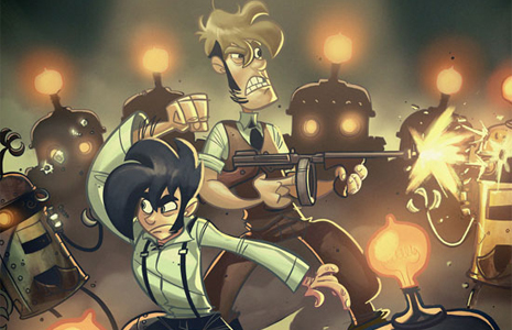 Rewind Review: Penny Arcade Episode 1 and Episode 2 (XBLA)
