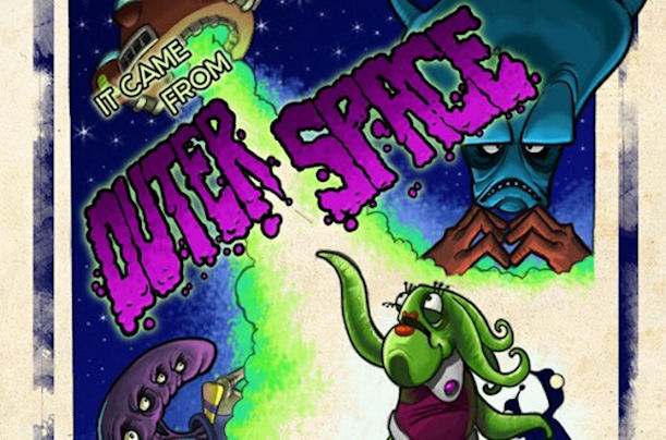 A World of Keflings: It Came from Outer Space review (XBLA DLC)