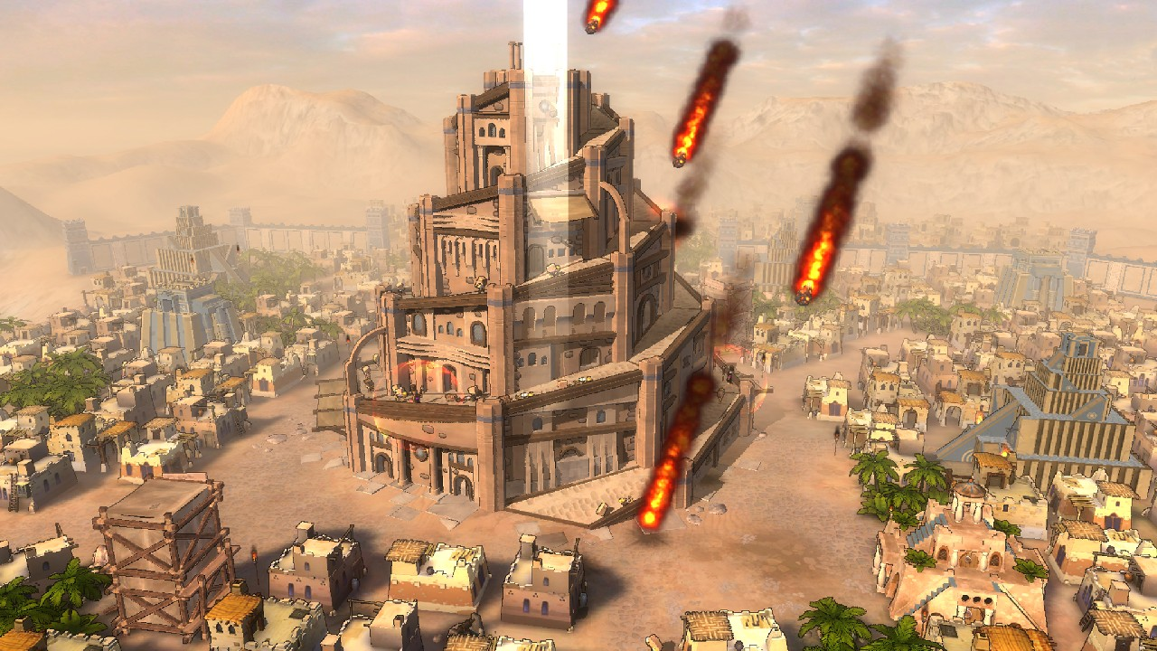 Ubisoft announces Babel Rising for XBLA with Kinect support