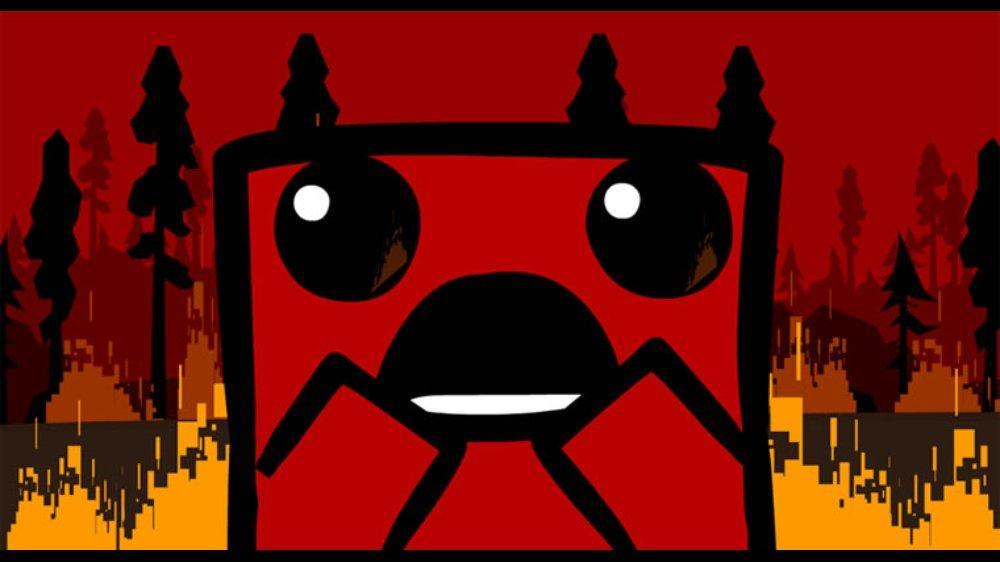Super Meat Boy's meaty self is on sale next month