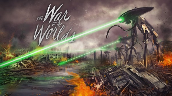 The War of the Worlds takes over our minds on October 26