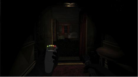 Ghost Game prototype footage materializes