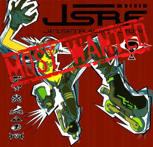 XBLA's Most Wanted: Jet Set Radio Future