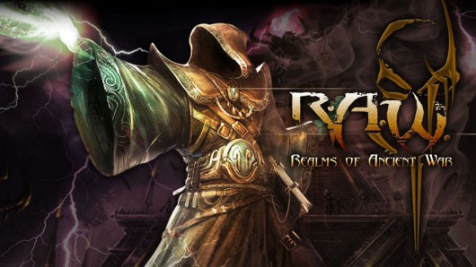 Realms of Ancient War gets a raw release date of September 19