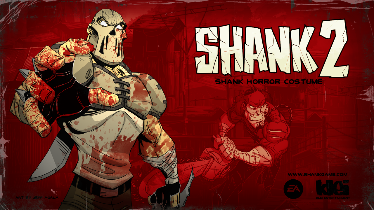 Shank 2 adds horror with costumes