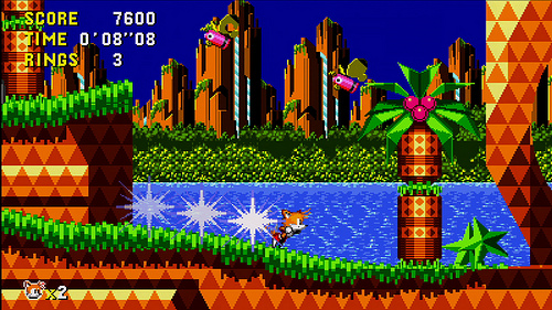 Tails to be playable in Sonic CD for XBLA