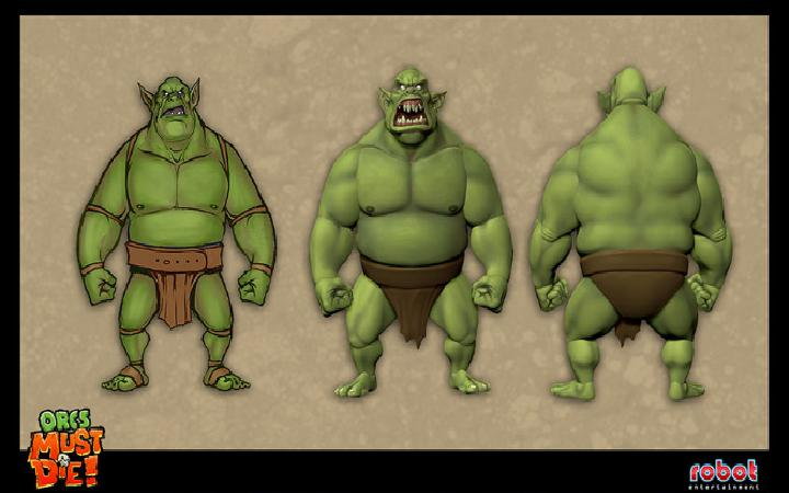 The making of Orcs Must Die!