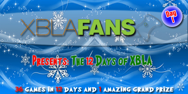 Contest: The 12 Days of XBLA (Day 1)