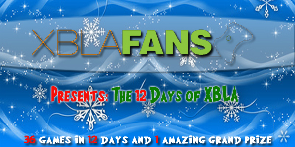 The 12 Days of XBLA begins!
