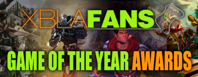 XBLAFans 2011 Game of the Year awards
