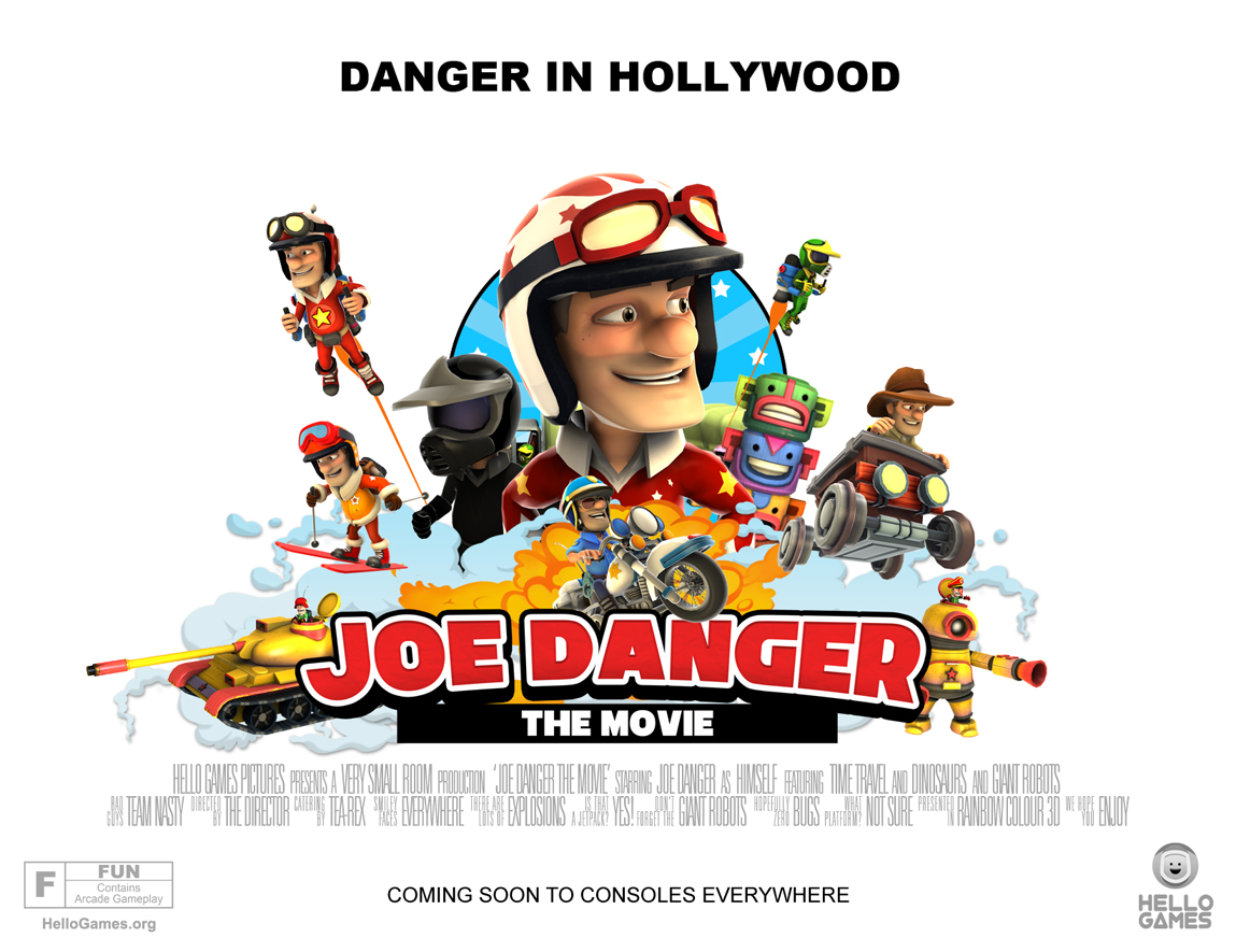 Joe Danger: The Movie will end the series