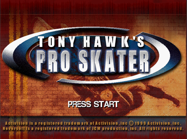 Tony Hawk's Pro Skater HD unveiled at Spike VGA's (now with trailer)