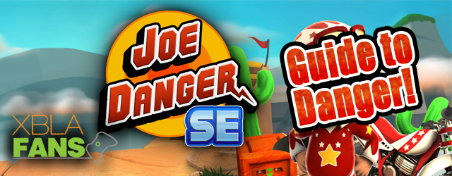 Joe Danger: Special Edition – Guide to Danger!
