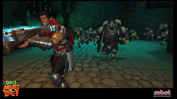Orcs Must Die! Lost Adventures DLC striking on December 14