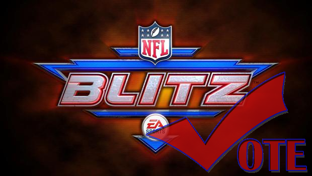 Vote for new NFL Blitz cover