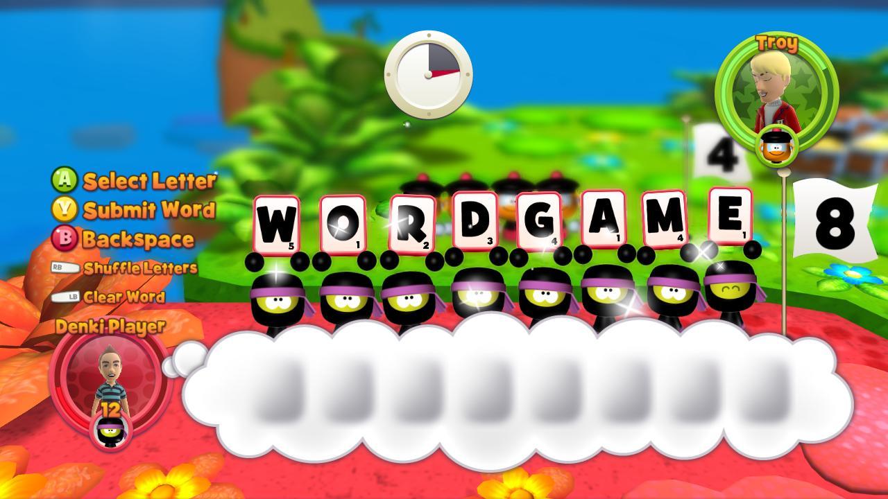 Quarrel's quarrel with the games industry