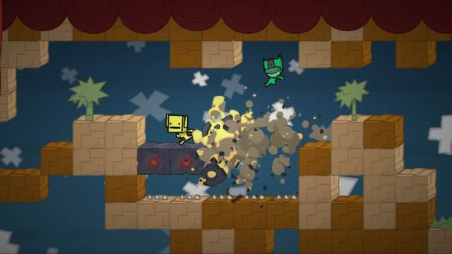 The Behemoth is changing things up in BattleBlock Theater