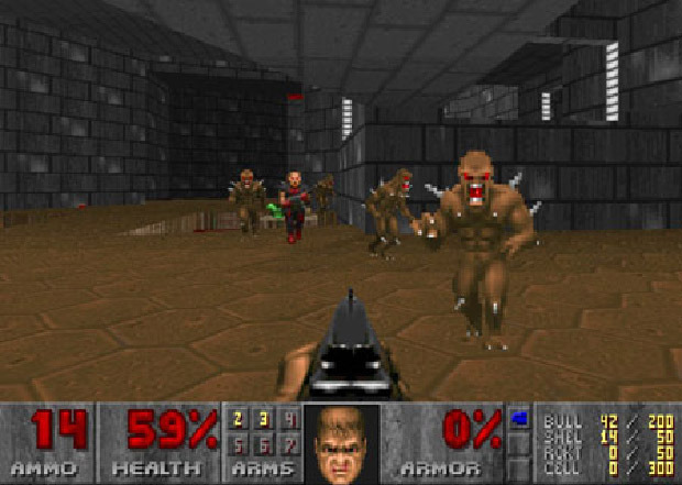 Doom returns to XBLA today