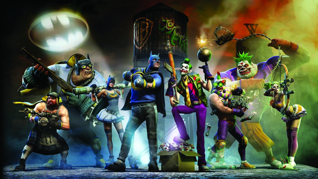 Gotham City Impostors Q&A reveals more details on quirky FPS